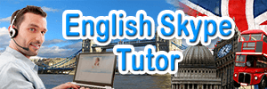 English Skype Tutor Logo